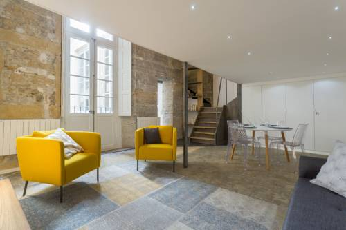 Like Home - Sainte Catherine : Apartment near Lyon 1er Arrondissement