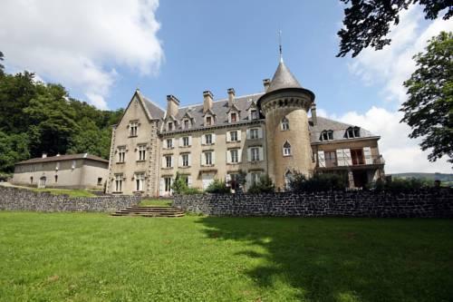 Chateau De Calmels : Bed and Breakfast near Saint-Sever-du-Moustier