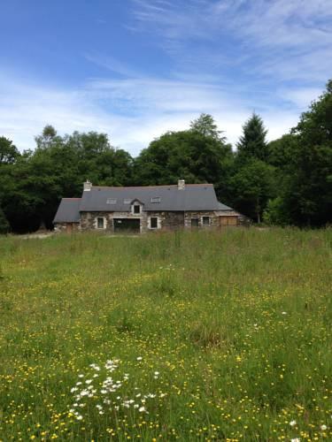 Le Parc Lann : Guest accommodation near Silfiac