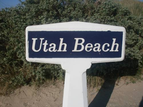 Utah Beach : Bed and Breakfast near Audouville-la-Hubert