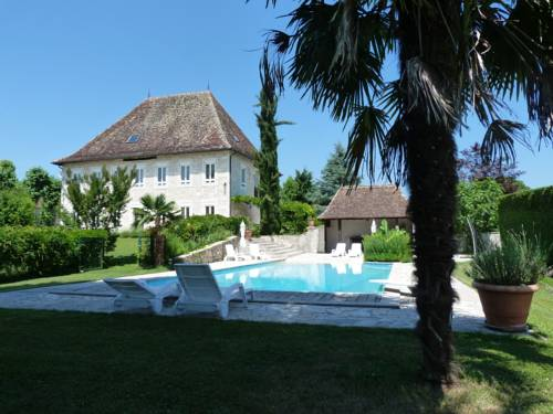 Domaine Du Manoir : Bed and Breakfast near Brégnier-Cordon