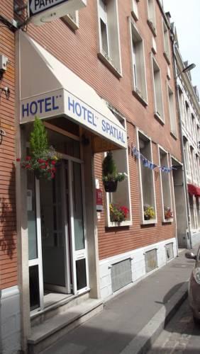 Au Spatial : Hotel near Amiens