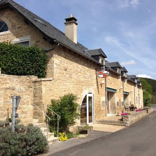 Hôtel Rodier : Hotel near Sévérac-le-Château