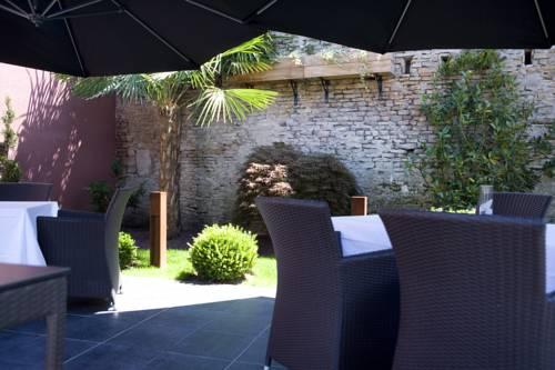 Hotel Restaurant Spa Ivan Vautier : Hotel near Caen