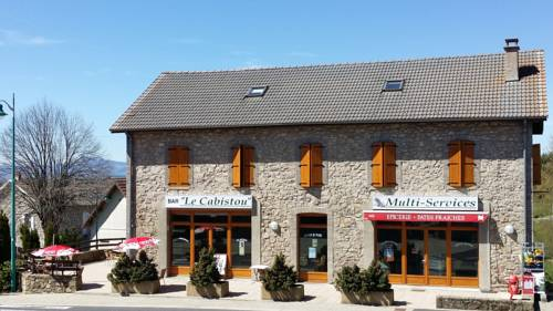 Le cabistou : Bed and Breakfast near Saint-Jeure-d'Andaure