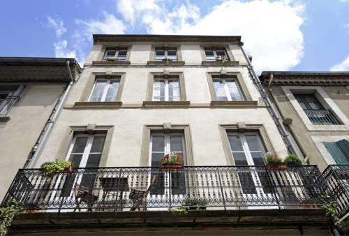The Apartments, Rue Barbès : Apartment near Carcassonne