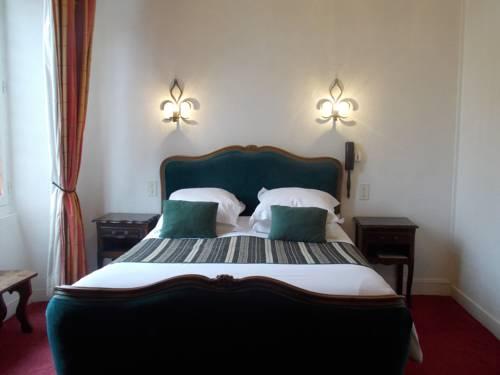 L'hostellerie Du Château : Hotel near Les Pieux