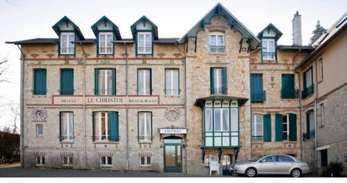 Hotel Christol : Hotel near Antoigny