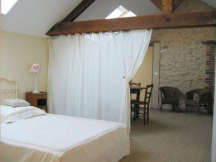 L'Ancienne Boulangerie : Guest accommodation near Luigné