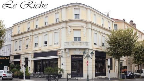 Le Riche : Hotel near Gard