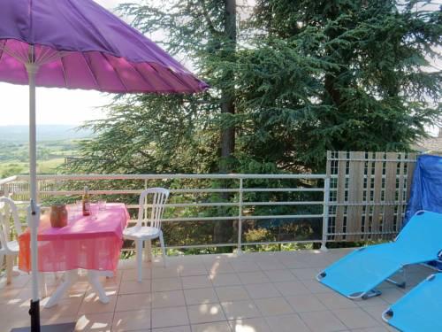 Pic de Rouveyrol : Guest accommodation near Alboussière