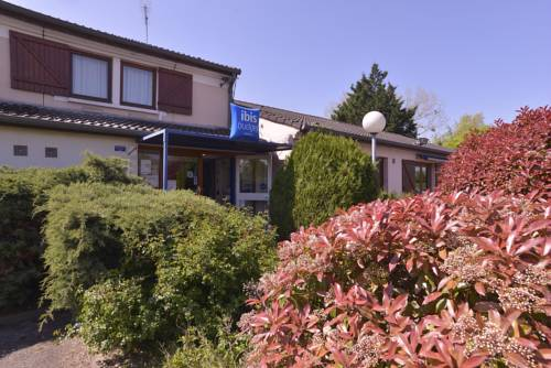 Ibis Budget Villefranche : Hotel near Misérieux