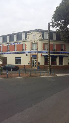 Le Terminus : Hotel near Soissons