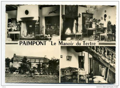 Le Manoir Du Tertre : Guest accommodation near Beignon