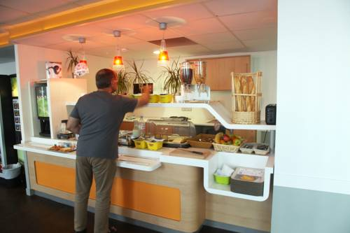 Ibis Budget Nantes Reze Aeroport : Hotel near Rezé
