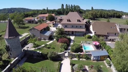 Domaine de Suzel : Hotel near Salagnon