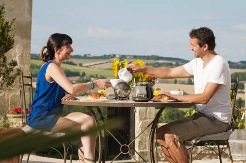 Domaine Le Castagné : Bed and Breakfast near Auterive