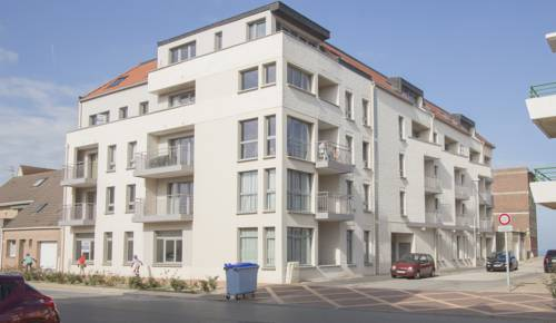 Holiday Suites Bray-Dunes Peupliers : Apartment near Dunkerque