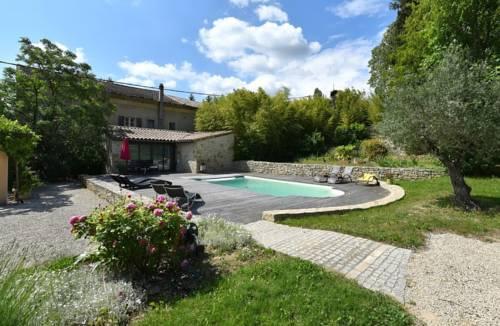 Le Relais du Vivarais : Hotel near Saint-Montan
