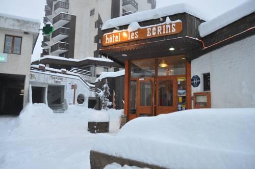 Hôtel Les Écrins : Hotel near Les Orres