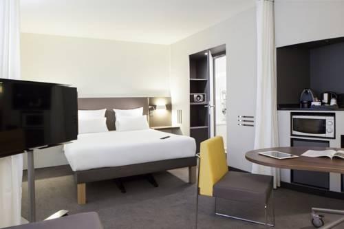 Novotel Suites Paris Stade de France : Hotel near Saint-Denis