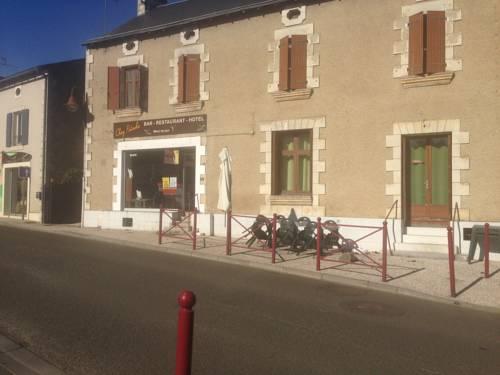 Hôtel Chez Patoche : Hotel near Nieuil-l'Espoir