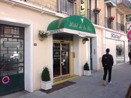 Hotel de la Paix : Hotel near Calvados