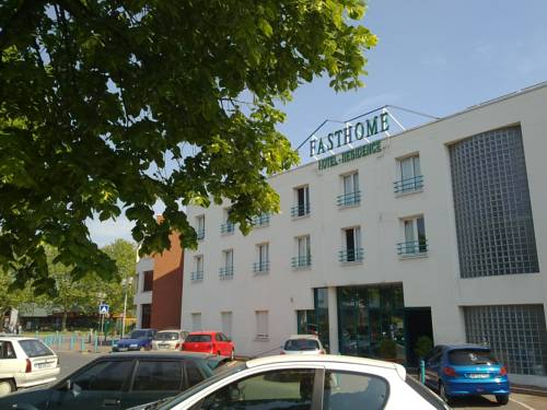Fasthome : Hotel near Sarcelles