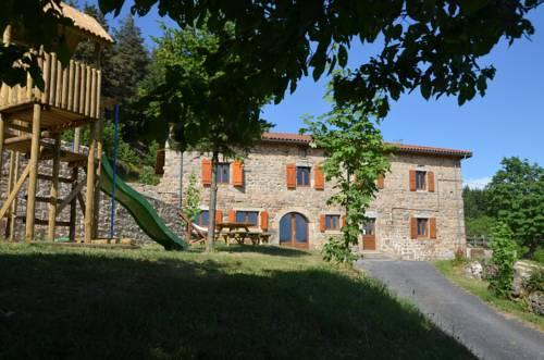 Grange De Sagne : Bed and Breakfast near Lachapelle-sous-Chanéac