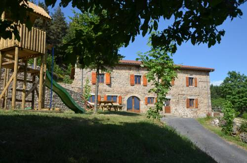 Grange De Sagne : Bed and Breakfast near Saint-Martin-de-Valamas