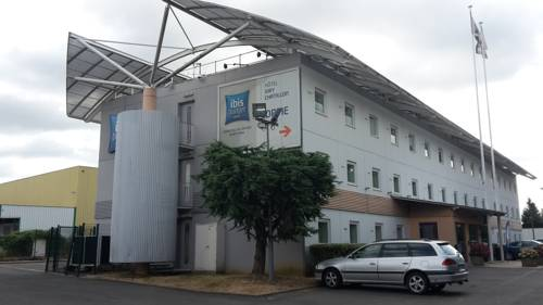ibis budget Viry Chatillon A6 : Hotel near Grigny
