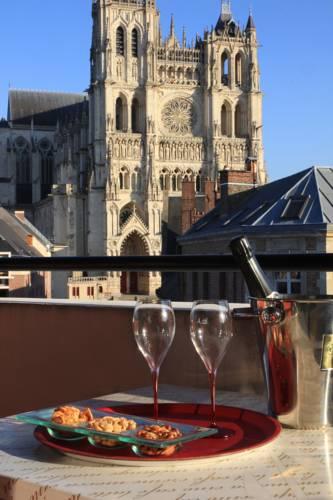 Mercure Amiens Cathédrale : Hotel near Amiens