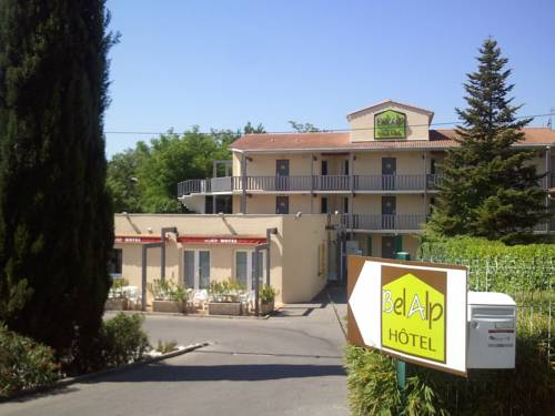Hotel Bel Alp Manosque : Hotel near Manosque
