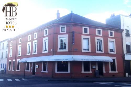 Hôtel François 1er : Hotel near Haute-Marne