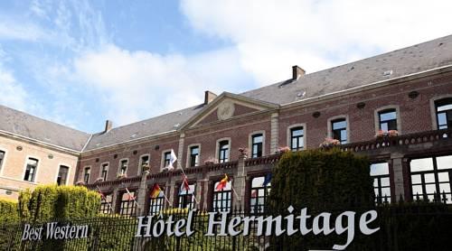 Best Western Hôtel Hermitage : Hotel near Montreuil