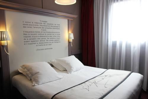 BEST WESTERN Hôtel Littéraire Gustave Flaubert : Hotel near Rouen