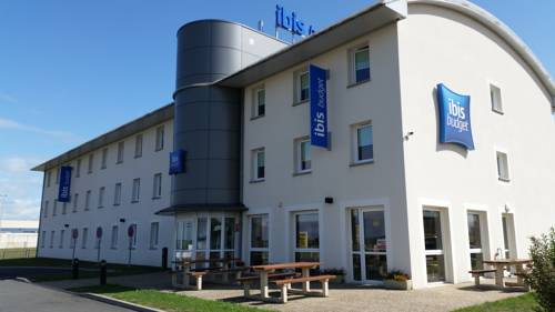 Hotel Ibis Budget Cosne Sur Loire : Hotel near Chasnay