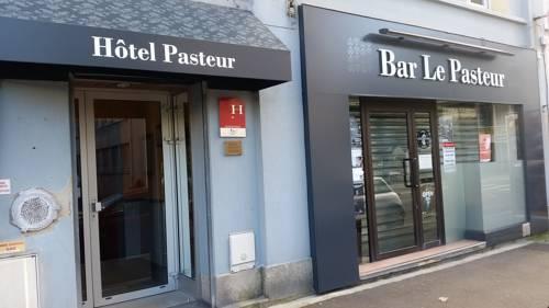 Le Pasteur : Hotel near Finistère