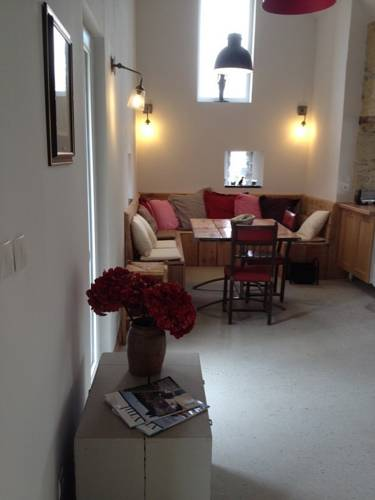Annexe De La Bahutière : Guest accommodation near Andigné