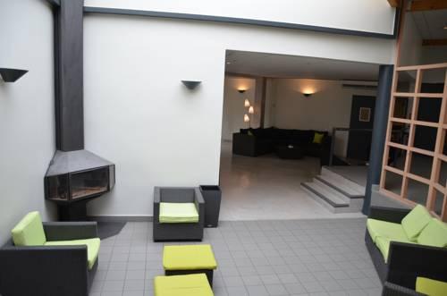 Le Riccoty : Hotel near Blyes