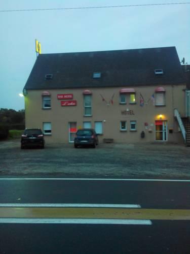 Hôtel l'Eden : Hotel near Brix