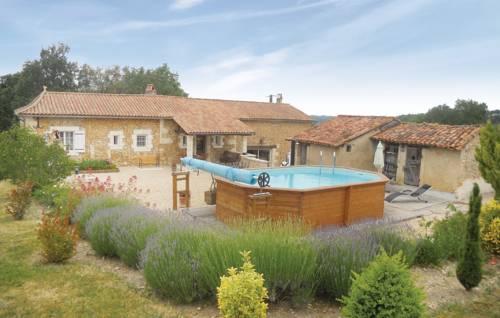 Holiday Home Sourzac La Ferme Du Coq : Guest accommodation near Neuvic