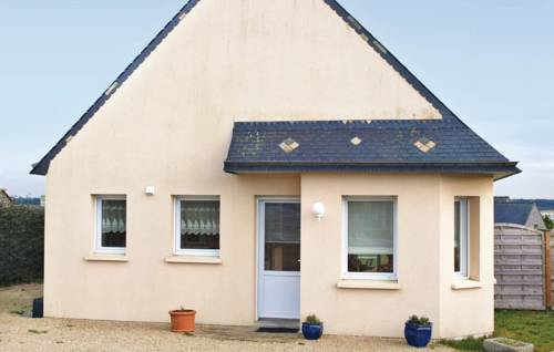 Holiday home Route de Roscao : Guest accommodation near Brignogan-Plage