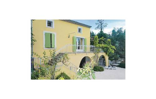 Holiday home Chemin Camp di Monaco : Guest accommodation near Tourette-du-Château
