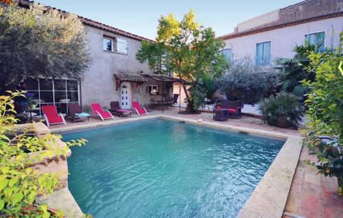 Holiday home Rue de la Serre : Guest accommodation near Alignan-du-Vent