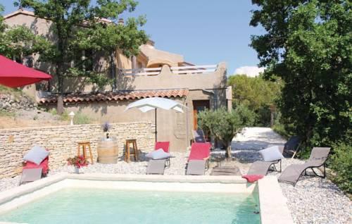 Holiday home Quartier Chassere O-858 : Guest accommodation near Alba-la-Romaine