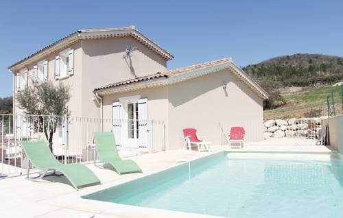 Holiday home Saint Thome 30 with Outdoor Swimmingpool : Guest accommodation near Alba-la-Romaine