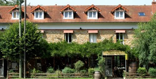 Au Bord du Lac : Hotel near Gif-sur-Yvette
