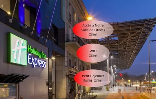 Holiday Inn Express Amiens : Hotel near Amiens