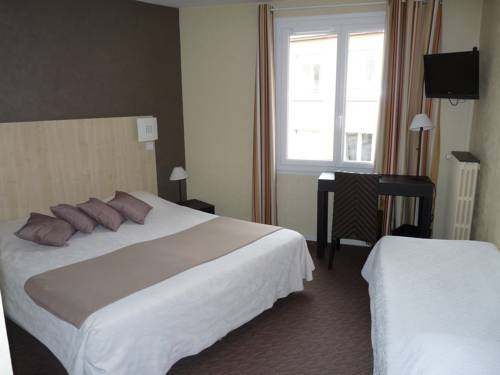 Alive Hotel De Quebec : Hotel near Rouen